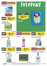 Kipa Süpermarket 07 - 20 Haziran 2018 Kampanya Broşürü! Sayfa 42 Önizlemesi