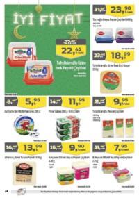 Kipa Süpermarket 07 - 20 Haziran 2018 Kampanya Broşürü! Sayfa 23 Önizlemesi
