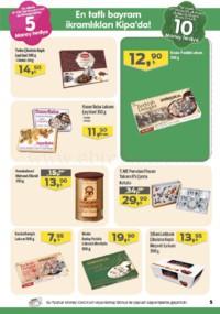 Kipa Süpermarket 07 - 20 Haziran 2018 Kampanya Broşürü! Sayfa 5 Önizlemesi