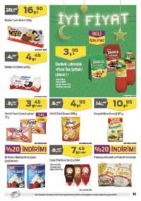 Kipa Süpermarket 07 - 20 Haziran 2018 Kampanya Broşürü! Sayfa 34 Önizlemesi