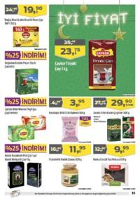Kipa Süpermarket 07 - 20 Haziran 2018 Kampanya Broşürü! Sayfa 32 Önizlemesi