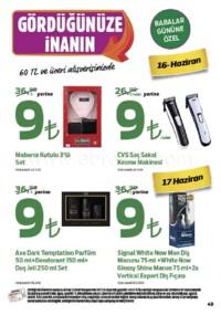 Kipa Süpermarket 07 - 20 Haziran 2018 Kampanya Broşürü! Sayfa 48 Önizlemesi