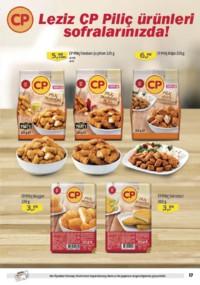 Kipa Süpermarket 07 - 20 Haziran 2018 Kampanya Broşürü! Sayfa 17 Önizlemesi