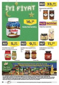 Kipa Süpermarket 07 - 20 Haziran 2018 Kampanya Broşürü! Sayfa 31 Önizlemesi