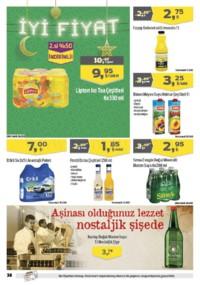 Kipa Süpermarket 07 - 20 Haziran 2018 Kampanya Broşürü! Sayfa 37 Önizlemesi