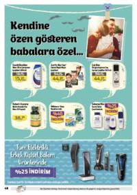 Kipa Süpermarket 07 - 20 Haziran 2018 Kampanya Broşürü! Sayfa 47 Önizlemesi