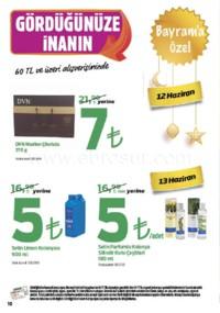 Kipa Süpermarket 07 - 20 Haziran 2018 Kampanya Broşürü! Sayfa 10 Önizlemesi