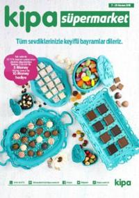Kipa Süpermarket 07 - 20 Haziran 2018 Kampanya Broşürü! Sayfa 1