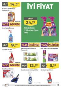Kipa Süpermarket 07 - 20 Haziran 2018 Kampanya Broşürü! Sayfa 44 Önizlemesi