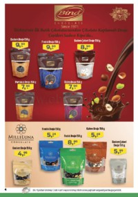 Kipa Süpermarket 07 - 20 Haziran 2018 Kampanya Broşürü! Sayfa 4 Önizlemesi