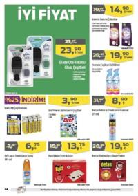 Kipa Süpermarket 07 - 20 Haziran 2018 Kampanya Broşürü! Sayfa 43 Önizlemesi