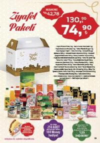Kipa Süpermarket 07 - 20 Haziran 2018 Kampanya Broşürü! Sayfa 13 Önizlemesi