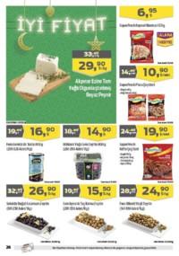 Kipa Süpermarket 07 - 20 Haziran 2018 Kampanya Broşürü! Sayfa 25 Önizlemesi