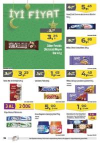Kipa Süpermarket 07 - 20 Haziran 2018 Kampanya Broşürü! Sayfa 33 Önizlemesi