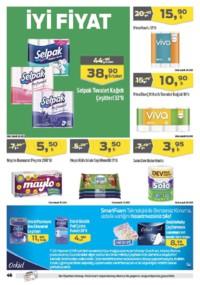 Kipa Süpermarket 07 - 20 Haziran 2018 Kampanya Broşürü! Sayfa 45 Önizlemesi