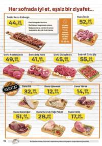 Kipa Süpermarket 07 - 20 Haziran 2018 Kampanya Broşürü! Sayfa 14 Önizlemesi