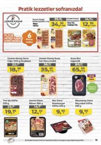 Kipa Süpermarket 07 - 20 Haziran 2018 Kampanya Broşürü! Sayfa 15 Önizlemesi