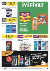 Kipa Süpermarket 07 - 20 Haziran 2018 Kampanya Broşürü! Sayfa 50 Önizlemesi