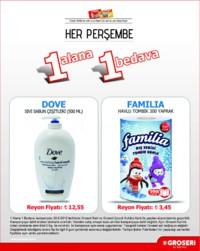 Groseri 28 Haziran 2018 1 Alana 1 Bedava Kampanya Broşürü! Sayfa 2