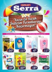 Serra Market 29 Haziran - 08 Temmuz 2018 Kampanya Broşürü! Sayfa 1