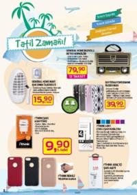 Kipa Extra 07 - 20 Haziran 2018 Kampanya Broşürü: Tatil Keyfini Kipa ile Sürün! Sayfa 2