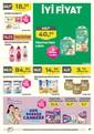 Kipa Süpermarket 21 Haziran - 04 Temmuz 2018 Kampanya Broşürü! Sayfa 43 Önizlemesi