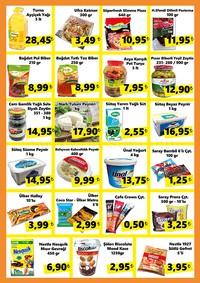 Şehzade Market 20 Haziran - 03 Temmuz 2018 Kampanya Broşürü! Sayfa 2
