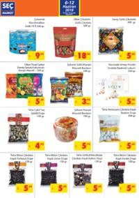 Seç Market 06 - 12 Haziran 2018 Kampanya Broşürü! Sayfa 2