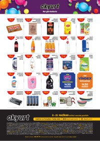 Akyurt Süpermarket 08 - 28 Haziran 2018 Kampanya Broşürü! Sayfa 2