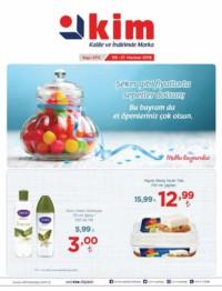 Kim Market Marmara Bölgesi 09 - 21 Haziran 2018 Kampanya Broşürü! Sayfa 1