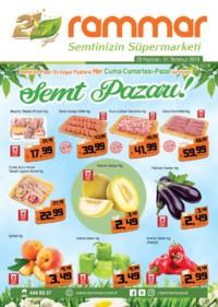 Rammar 29 Haziran - 01 Temmuz 2018 Kampanya Broşürü! Sayfa 1