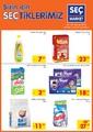 Seç Market 20 - 26 Haziran 2018 Kampanya Broşürü! Sayfa 1