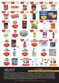 Akyurt Süpermarket 13 - 26 Temmuz 2018 Kampanya Broşürü! Sayfa 2