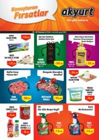 Akyurt Süpermarket 13 - 26 Temmuz 2018 Kampanya Broşürü! Sayfa 1