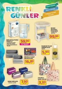 Kipa Süpermarket 19 Temmuz - 01 Ağustos 2018 Kampanya Broşürü: Kipa ile Pilajlar Eğlence Dolu! Sayfa 2