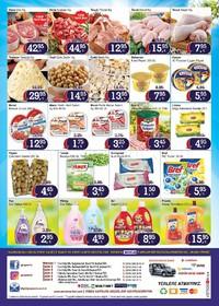 Serra Market 28 Temmuz - 05 Ağustos 2018 Kampanya Broşürü! Sayfa 2