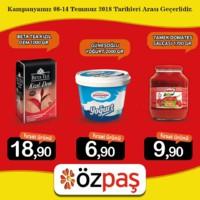Özpaş Market 08 - 14 Temmuz 2018 Kampanya Broşürü! Sayfa 2