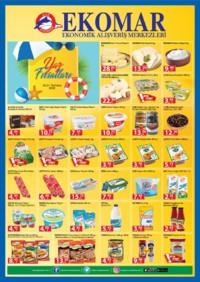 Ege Ekomar Market 20 - 31 Temmuz 2018 Kampanya Broşürü! Sayfa 1 Önizlemesi