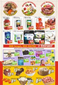 Emirgan Market 25 Temmuz 2018 Kampanya Broşürü! Sayfa 2