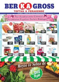 Grup Ber-ka Market 05 - 11 Temmuz 2018 Kampanya Broşürü! Sayfa 1