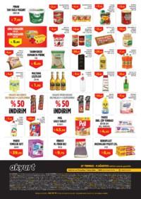 Akyurt Süpermarket 27 Temmuz - 09 Ağustos 2018 Kampanya Broşürü! Sayfa 2
