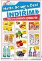 Akranlar Süpermarket 13 - 15 Temmuz 2018 Kampanya Broşürü! Sayfa 1