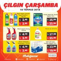 Milli Pazar Market 18 Temmuz 2018 Kampanya Broşürü! Sayfa 7 Önizlemesi