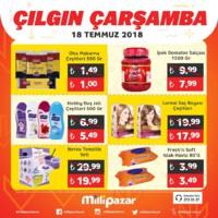 Milli Pazar Market 18 Temmuz 2018 Kampanya Broşürü! Sayfa 5 Önizlemesi