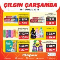 Milli Pazar Market 18 Temmuz 2018 Kampanya Broşürü! Sayfa 6 Önizlemesi