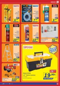 Montea Yapı Market 27 Temmuz - 30 Ağustos 2018 Kampanya Broşürü! Sayfa 7 Önizlemesi