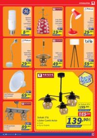 Montea Yapı Market 27 Temmuz - 30 Ağustos 2018 Kampanya Broşürü! Sayfa 5 Önizlemesi