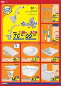Montea Yapı Market 27 Temmuz - 30 Ağustos 2018 Kampanya Broşürü! Sayfa 6 Önizlemesi