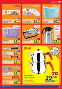 Montea Yapı Market 27 Temmuz - 30 Ağustos 2018 Kampanya Broşürü! Sayfa 3 Önizlemesi