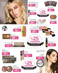 Eve Kozmetik 28 Haziran - 01 Ağustos 2018 Kampanya Broşürü! Sayfa 2